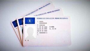Duplicado del permiso de conducir