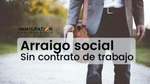 tarjeta arraigo social